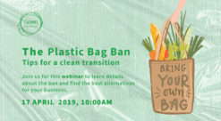 Tips for A Clean Transition, the Complete Guide to the Plastic Bag Ban New Zealand Webinar
